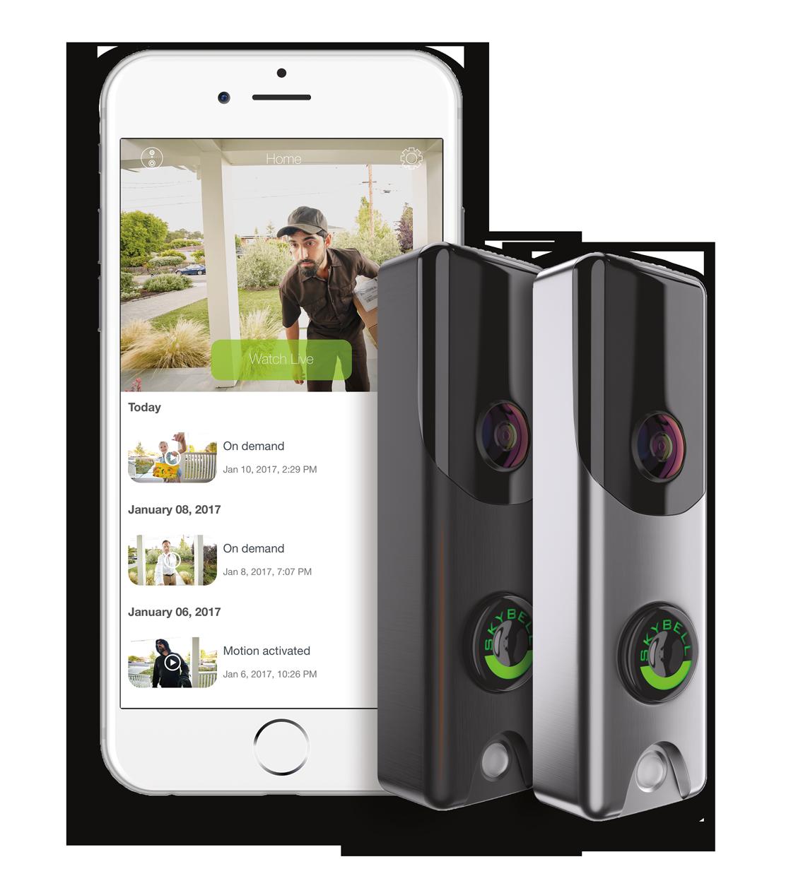 Doorbell - Clover Smart Home